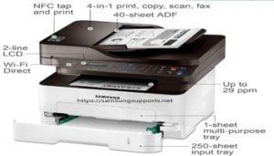 Samsung Xpress M2885FW. min