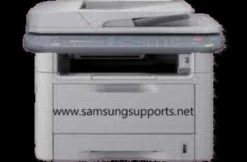 Samsung SCX-4833 Driver Downloads
